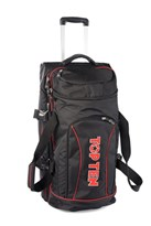 Trolley TOP TEN Deluxe Travel - Jumbo Nero/Rosso