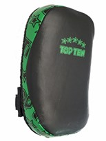 "Bersaglio TOP TEN Thai-Kick Pro Pad ""Heavy"" Verde"