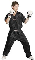 Casacca Kickboxing TOP TEN MESH NERA